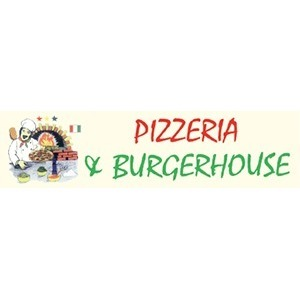 Pizzeria & Burgerhouse logo
