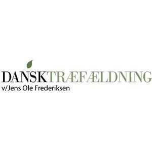 Dansk Træfældning logo