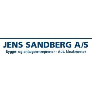 Jens Sandberg A/S logo