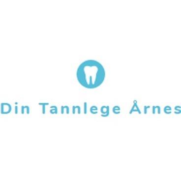 Din Tannlege Årnes AS logo