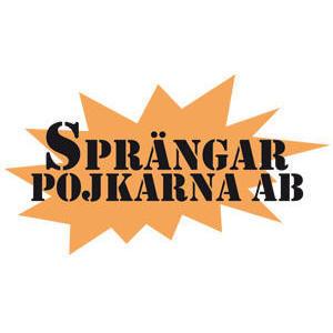 Sprängarpojkarna AB logo