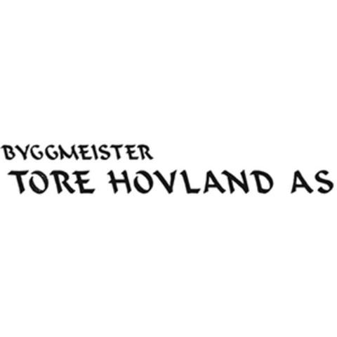 Byggmeister Tore Hovland AS logo