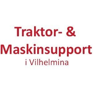 Traktor- & Maskinsupport i Vilhelmina AB logo