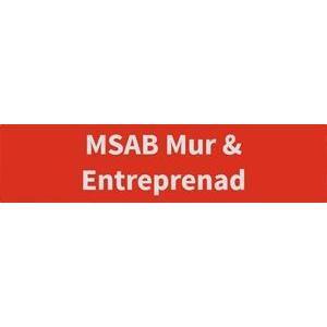 Msab Entreprenad AB logo