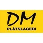 Danne och Mattis Plåtslageri HB logo