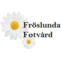 Fröslunda Fotvård logo