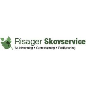 Risager Skovservice logo