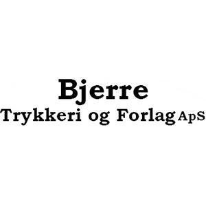 Bjerre Trykkeri og Forlag ApS logo