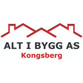 Alt i Bygg Kongsberg AS logo