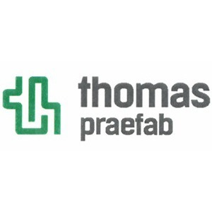 Thomas praefab Østervrå A/S logo