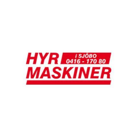 Hyrmaskiner I Sjöbo AB logo