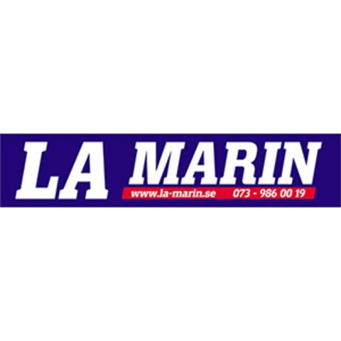 LA Marin logo