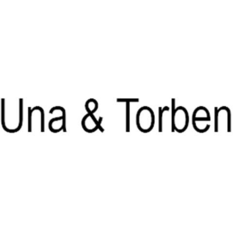 Una & Torben dine frisører logo