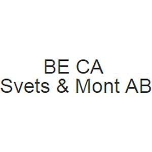 BE CA Svets & Mont AB logo