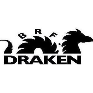 Bostadsrättsföreningen Draken logo