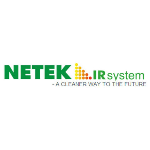 Netek IR System A/S logo