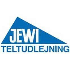 JEWI Teltudlejning & Koreny Udlejning logo