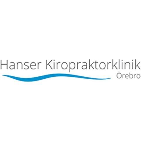 Hanser Kiropraktorklinik logo