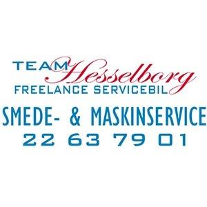 Hesselborg logo