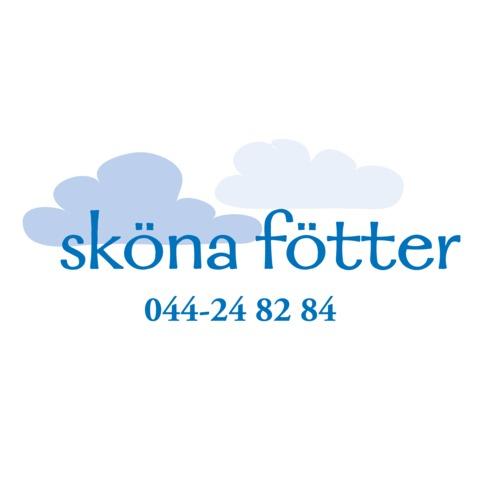 Sköna Fötter logo