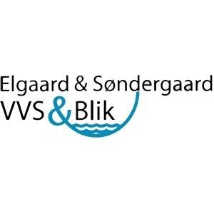 Elgaard & Søndergaard VVS og Blik ApS logo