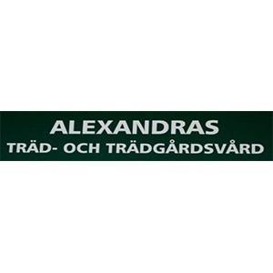 Alexandras Träd- och Trädgårdsvård logo