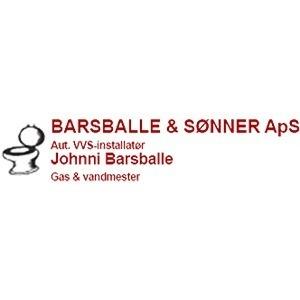 Barsballe og sønner ApS logo