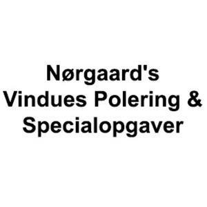 Nørgaard's Vinduespolering & Ejendomsservice logo