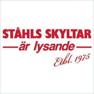 Ståhls Skyltar AB logo