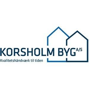 Korsholm Byg A/S logo