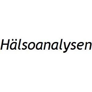 Hälsoanalysen i Umeå logo