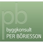 Börjesson Byggkonsult, Per logo