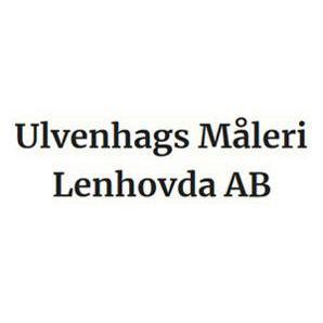 Ulvenhags Måleri Lenhovda AB logo