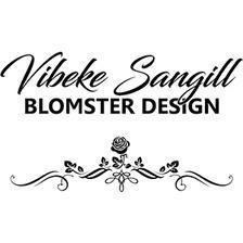 Vibeke Sangill Blomster Design logo