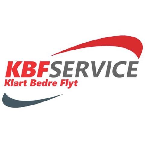 KBF - KLART BEDRE FLYT logo