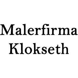 Malefirma Klokseth AS logo