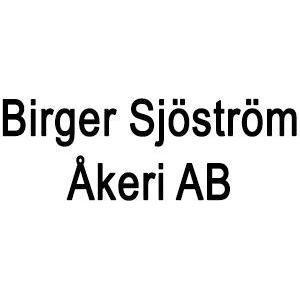Sjöström Åkeri AB, Birger logo