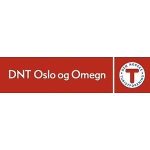 Den Norske Turistforening DNT Oslo og Omegn logo