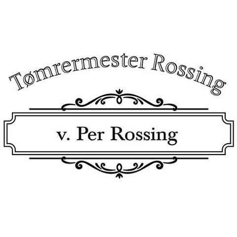 Tømrermester Rossing logo