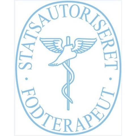 Klinik for fodterapi v/ Mona Sørensen, Else Thomsen og Nana Oldrup logo