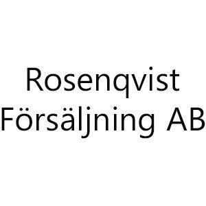 Rosenqvist Försäljning AB logo