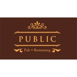 Restaurang Public logo