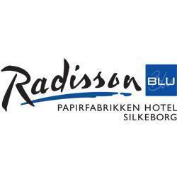 Radisson Blu Hotel Papirfabrikken logo