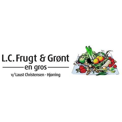 L. C. Frugt og Grønt logo