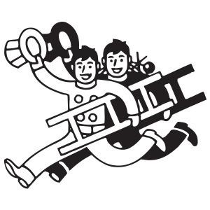 Skorstensfejermester Niels Christiansen logo