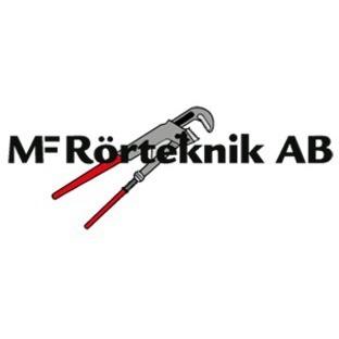 MF Rörteknik AB logo