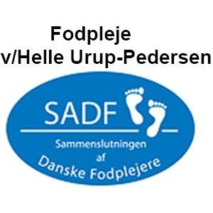 Fodpleje v/Helle Urup-Pedersen logo