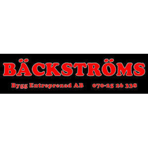 Bäckströms Bygg Entreprenad AB logo