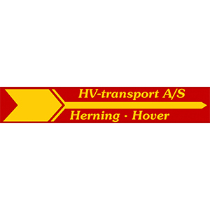 HV-Transport A/S logo