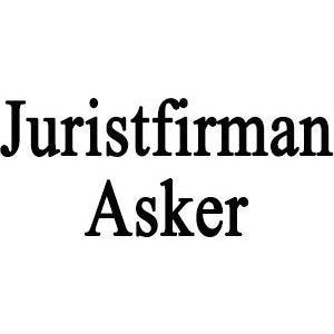 Juristfirman Asker logo